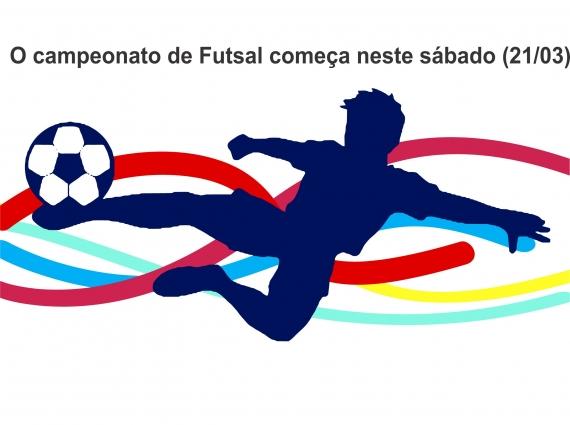 Campeonato de Futsal 2015