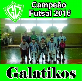 Final do Campeonato de Futsal