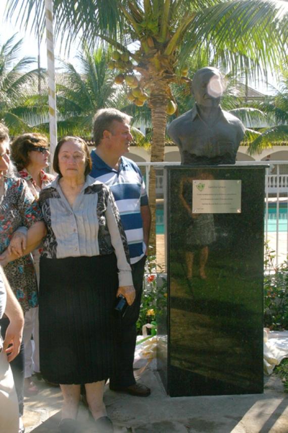 Guaribinha Clube homenageia o saudoso Gercino Grieco...