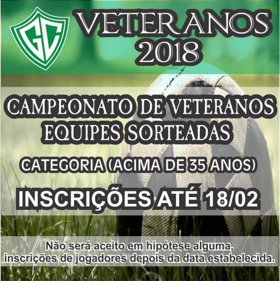 Veteranos 2018