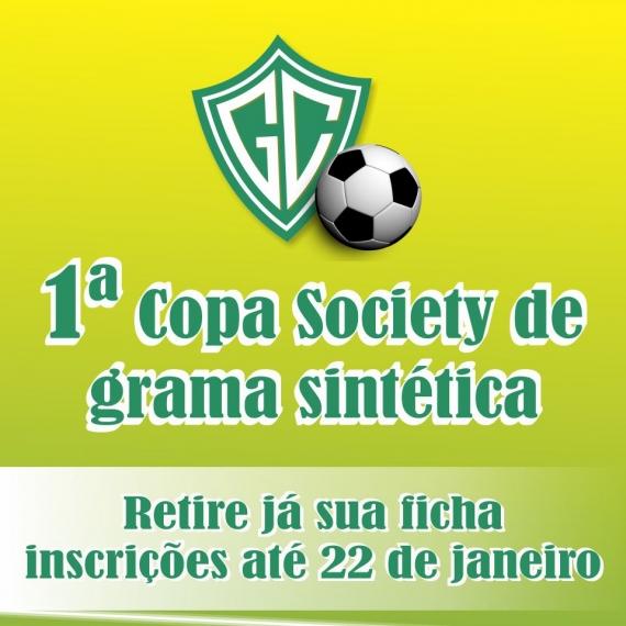 1ª Copa Society