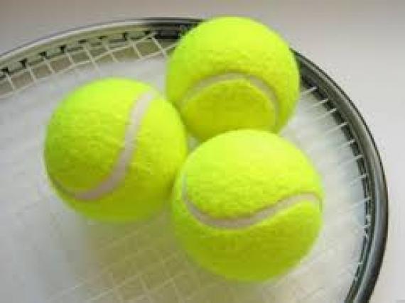Tênis é um excelente esporte!