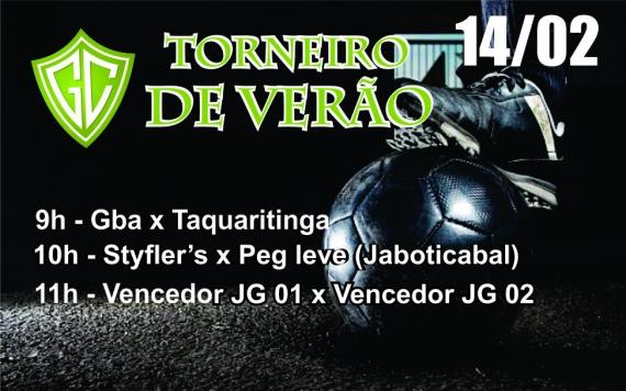 TORNEIRO DE VERÃO
