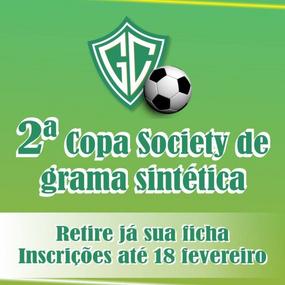 2ª Copa Society