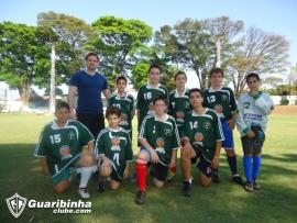 Amistoso ( Escolinha de Futebol)
