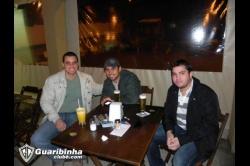 Quintaneja com Max e Eduardo