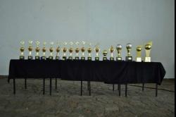 Premiação Mini Campo  - 2012